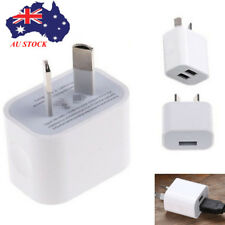 USB Wall Charger Power Adapter for iphone 6 Plus/7/ipad/Samsung AU Plug