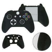 For Microsoft Xbox One S Controller Silicone Rubber Skin Protective Case Cover