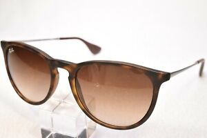 RAY-BAN RB4171 ERIKA GRADIENT RUBBERIZED DESIGNER SUNGLASSES ITALY