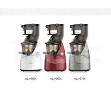 [NUC] Kuvings Whole Slow Juicer WSJ-972K Natural & Premium (Dark Silver)