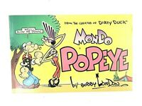 Mondo Popeye by Bobby London FIRST EDITION Paperback Comic Book