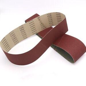 Sanding Belt 915 x 100mm Grinding Polishing Belts Sander Grit 80 120 150 to 400