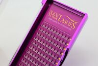 VOLUME  5D Lashes - PRE-MADE FANS - D Curl Eyelash Extension Trays