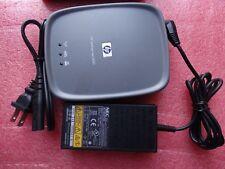 HP Jetdirect ew2400 USB Wireless Print Server J7951G/J7951A + Power/Cable  1.10