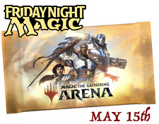 MTGA MTG Arena Code FNM at Home Promo Pack MAY15 - INSTANT EMAIL