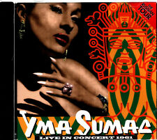 Yma Sumac – Live In Concert 1961 / CD