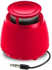 BLKBOX POP360 Pop Max 360 Red Hands Free Bluetooth Speakers BLKBOX For Men Women