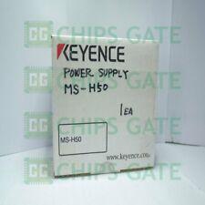 1PCS New Keyence Power Supply Pulloff New MS-H50 2.1A Fast Ship