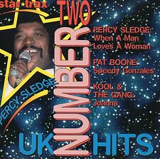 UK Number Two Hits CD - Various Artists (Pilz, 1995)