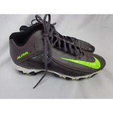 Nike Alpha Shark 2 3/4 Dark Grey / Black 719952-010 football/lacrosse cleats