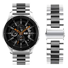 Galaxy Watch 46mm Stainless Steel Premium Bands Band S3 Classic/Frontier XL