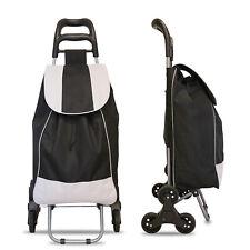 Einkaufswagen Einkaufstrolley Einkaufsroller Trolley mit Treppensteigerfunktion