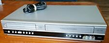 New listing Philips Dvd Vcr Player Recorder Dvp3340V Dup3340U17 Tested! Works Great!