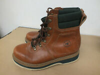 Hodgman Classic Wading Fly Fishing Boots Brown  Felt Sole Mens Size 10 Fast Ship