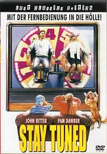 Stay Tuned , dvd , region2 , new & sealed , John Ritter , Pam Dawber