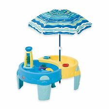 Step 2 Shady Oasis Sand & Water Table