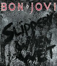 BON JOVI - SLIPPERY WHEN WET (BLU-RAY AUDIO)  BLU-RAY NEU
