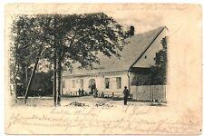 """AK - Nikolsdorf - Bielitz - Bielsko-Biała - Gasthaus """"Zur Weintrube"""" - 1900"""