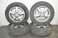 HYUNDAI SANTA FE 2.2 CRDi 2007 RHD ALLOY WHEELS 7JX17 WITH TIRES 235/65R17
