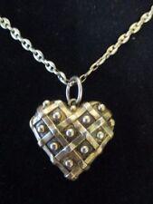 Beschichtete Echtschmuck-Halsketten & -Anhänger aus Feinsilber