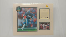 1994 Emmitt Smith Dallas Cowboys NFL Kelly Russell Studios Limited Edition Photo