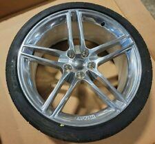 New Roush Wheel Tire 20 X 95 Fits 2015 2021 Silver