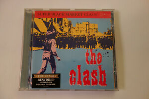 The Clash - Self Titled Remastered | CD | Excellent Condition