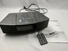 New listing Bose Wave Radio Cd Awrc-1G Parts Only W/ Remote & Manual Cd Player does Not work