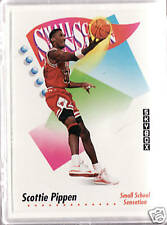 1991-92 SKYBOX SCOTTIE PIPPEN LOT (163) CARDS #606 ~ DA BULLS