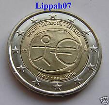 België 2 euro 10 jaar EMU 2009 UNC