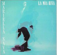 """MARIELLA NAVA-RARO CDs PROMO 1991""""LA MIA RIVA"""""""