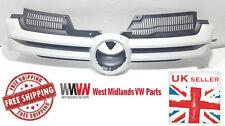 VW GOLF MK5 2004 - 2008 FRONT GRILLE MAIN CENTRE PRIMED