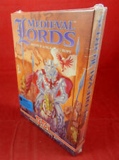 PC DOS: Medieval Lords: Soldier Kings of Europe - SSI 1991 *NEW*