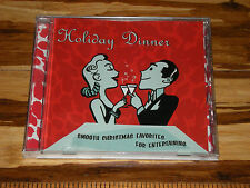 Holiday Dinner - Smooth Christmas Favorites - New CD! Supper Club/Lounge Music!