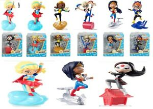 DC Super Hero Girls Mini Doll 6+ Katana Supergirl Bumblebee Wonder Woman Batgirl