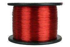 TEMCo Magnet Wire 24 AWG Gauge Enameled Copper 7.5lb 155C 5925ft Coil Winding