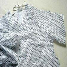 6 NEW HOSPITAL PATIENT GOWN MEDICAL EXAM COMMERCIAL GOWN FLAKE COMMERCIAL GRADE