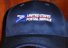 USPS, DRY-COOL BASEBALL CAP / HAT, UNITED STATES POSTAL SERVICE, NAVY BLUE
