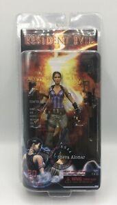Resident Evil 5 Action Figure - Sheva Alomar - New, Unopened