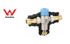 "AW LOGI TV15 15mm 1/2"" Standard Tempering Mixing Valve Replace AVG RMC Reliance"