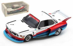 Spark SG376 BMW 3 CSL Turbo #1 Silverstone 6H 1976 - Peterson/Nilsson 1/43 Scale