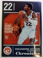 2018-19 Panini Chronicles Deandre Ayton Rookie RC #502, Pheonix Suns