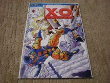 X-O Manowar #8 (1st Series 1992) Valiant Comics VF/NM