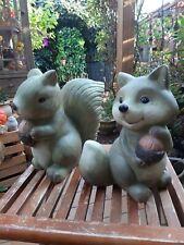 Deko Teracotta Gartenfiguren
