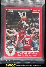1984-85 Star Basketball Pack w/ Michael Jordan ROOKIE RC #101