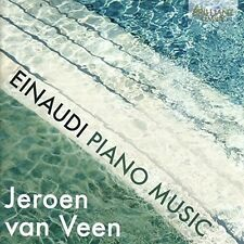 JEROEN VAN VEEN - THE BEST OF-SOLO PIANO MUSIC 2 CD NEU EINAUDI,LUDOVICO