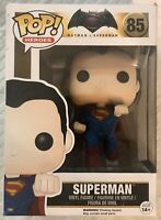 Funko Pop! Heroes: Batman v Superman Superman #85 DC Comics Vinyl Action Figure