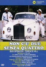 NON C'E' DUE SENZA QUATTRO  DVD COMICO-COMMEDIA