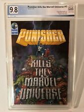 Punisher Kills The Marvel Universe #1, One Shot, PGX 9.8, not CGC or CBCS