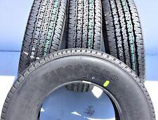 Firestone Transforce HT LT245/75R17 E 10 Ply Tires Set Of 4 New 2457517 LT Black